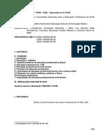 DCNs Para a Educação Profissional Técnica de Nível Técnico