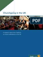 final churchgoing report
