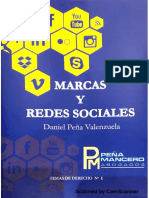 Marcas y Redes Sociales - Daniel Peña