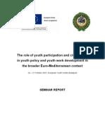 Report YPseminar2007