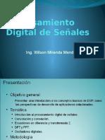 Procesamiento Digital de Señales - Resumen