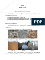 Makalah Pengolahan Limbah Padat Industri Besi