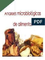 Aula 1 Microbiologia de Alimentos