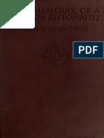 Cedomilj Mijatovic - The memoirs of balkan diplomatist.pdf