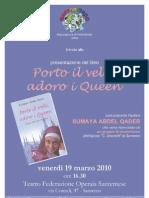 Loc 2010 Porto Il Velo Adoro i Queen