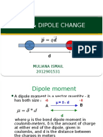 FTIR & DIPOLE CHANGE2