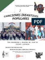 116925328 Canciones Infantiles Populares