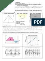 Cómo Calcular La Distancia Recorrida de Un Móvil en Base a Distintos Gráficos