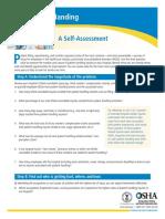 Assesment Safe Patient Handling