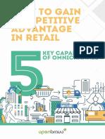 Competitive Advantage Gain e Book Asset
