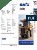 Komatsu HD 405-7.pdf