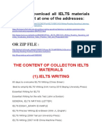 Download 300 IELTS EBOOKS AUDIO VIDEO.doc
