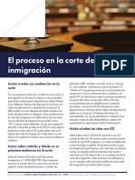 2016 Basic Immigration Court Guide (Spanish)