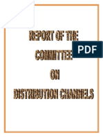 Report on Dist Channel