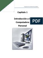 Capítulo 1 Introducción a La Computadora Personal