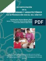 ROMERO Gustavo 2004. La Participación en el Diseño Urbano y Arquitectónico en la Producción Social del Hábitat.pdf
