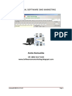 Proposal Software Sms Marketing 1821 New