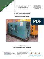 Dossier de Mantenimiento PG-686