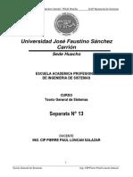 Separata 13 - Teoría de Sistemas - (Ing Loncan)
