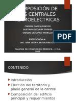 Composición de Las Centrales Termoelectricas