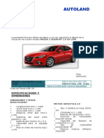 Mazda 3 Sedan Mt 2.0 Gs Core
