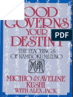 Food Governs Your Destiny - Mizuno Namboku