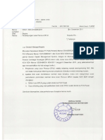 Surat Kadiv SDM No.10541.546.DIVSDM.2011 Perihal Penampungan Iuran Pensiun DPLK