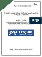 Simulacion en Flexsim