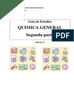 Guia de Estudios Qca Gral 2da p 2sem 2016 Vf