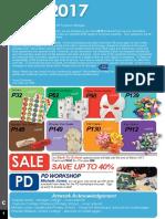 Camartech Product Catalogue 2017