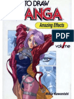 How to Draw Manga Vol. 7 Amazing Effects.r