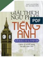 Giải Thích Ngữ Pháp Tiếng Anh Mai Lan Hương