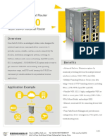 F-r100 Industrial Router Technical Specification v1.0.0