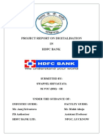 Hdfc Project