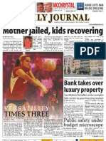 San Mateo Daily Journal 6/23/10