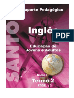Apostila Inglês - Ensino Fundamental - T2 Student´s Book