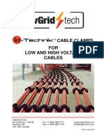 Technik Cable Clamps