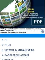 ITU R Basics