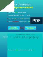 Overlap Save