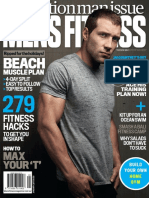 Mens Fitness Australian January 2017