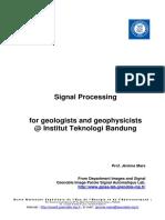 Signal Processing ITB