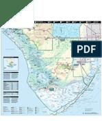 Everglades National Park Map (2005)