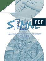 """Revista """"SEMNE-EMIA"""" , Anul VIII, Nr 4 (72) , 2016"""