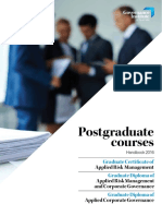 Govinst Postgradcourses Handbook 2016 Web