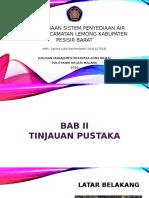 Presentasi Bab II