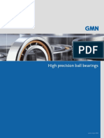 GMN BallBearingCatalog 4000.0911