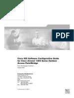 Cisco IOS Software Configuration Guide for Cisco Aironet 1300 Series Outdoor Access Point-Bridge .pdf