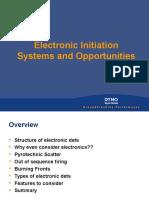 2005 KPCCoal 16 Electronic Detonators