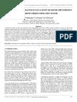 Study on Performance Evaluation of Dense Bituminous Concrete Mixes Using Pet Waste