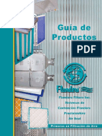 Filtros FLA Guia de Productos